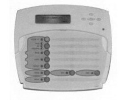 Hayward-AQL2-WW-PS-4-White-Goldline-Wired-Wall-Mount-Remote-DisplayKeypad-Replacement-for-Hayward-Pro-Logic-PS-4-System-B008F886UK