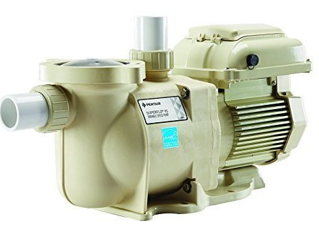 Pentair-342001-SuperFlo-VS-Variable-Speed-Pool-Pump-1-12-Horsepower-115208-230-Volt-1-Phase-Energy-Star-Certified-B00PKHX2BM