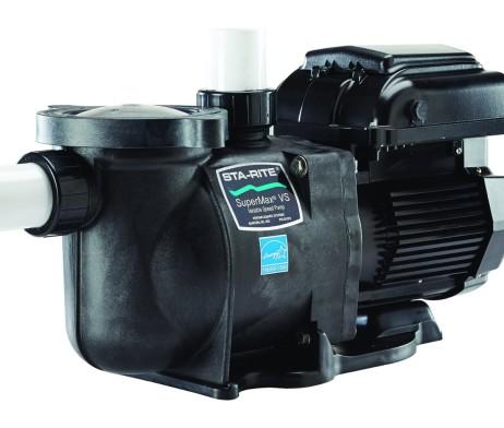 Sta-Rite-343001-SuperMax-VS-Variable-Speed-Pool-Pump-1-12-Horsepower-115208-230-Volt-1-Phase-Energy-Star-Certifie-B00PKPE1PA